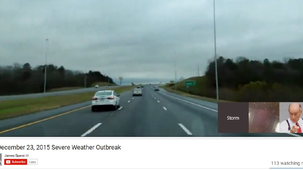 Abc 33 40 Weather Authority Storm Chaser Live Stream