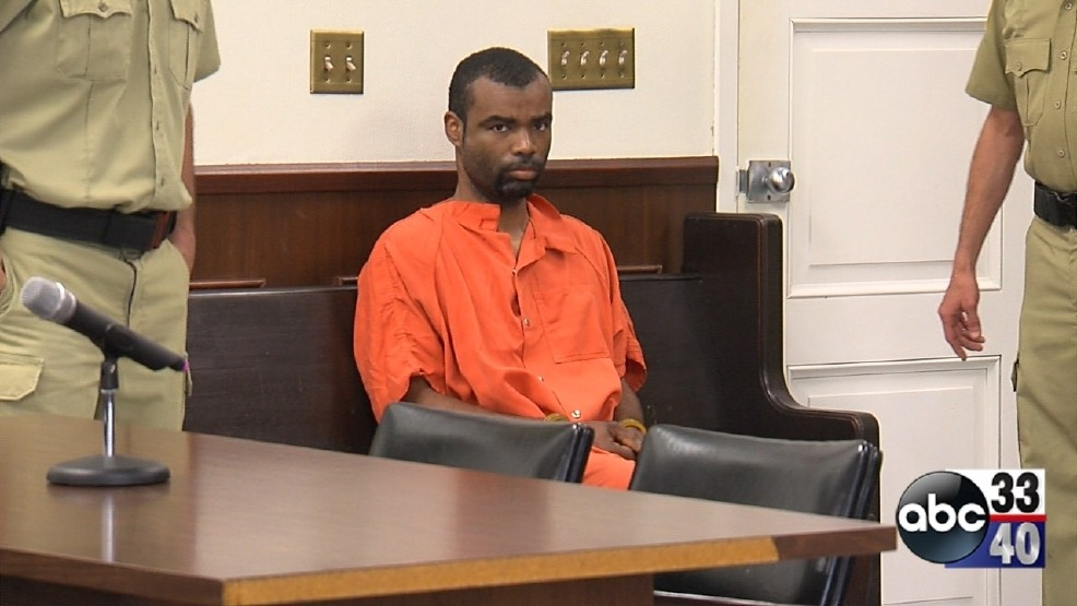 Update: Talladega County murder suspect appears in court | WBMA
