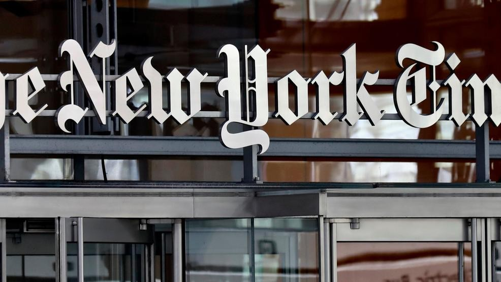 Ny Times Apologizes For Cartoon With Anti Semitic Tropes Wbma