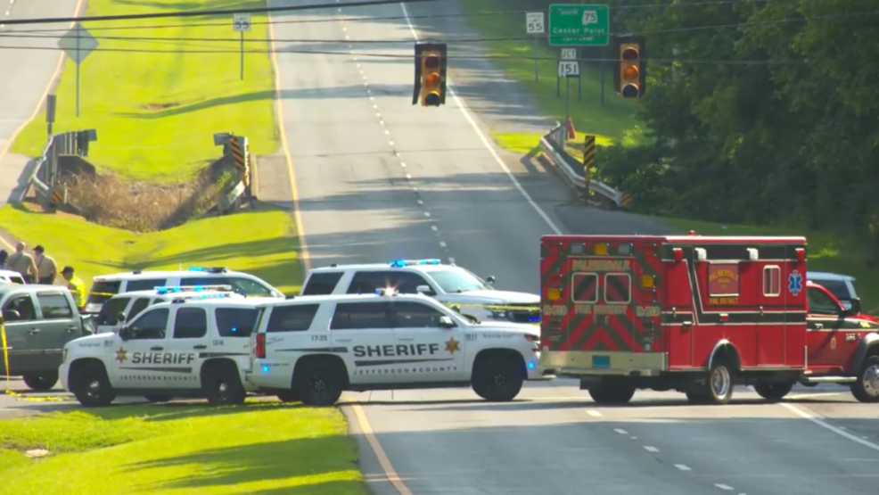 Man killed in motorcycle crash on Highway 75 in Pinson | WBMA