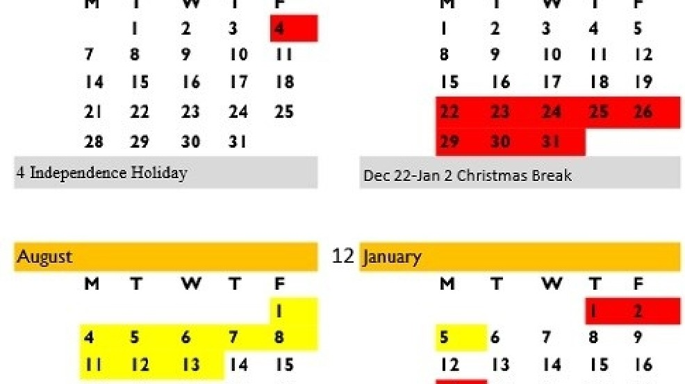 Pickens County School Calendar.When Does School Start In Alabama See Academic Calendars For 2014