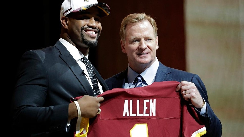NFL Draft Day 1 Recap  A look at all 32 first round picks  01579df65