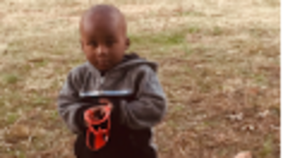Missing two-year-old out of Walker County found
