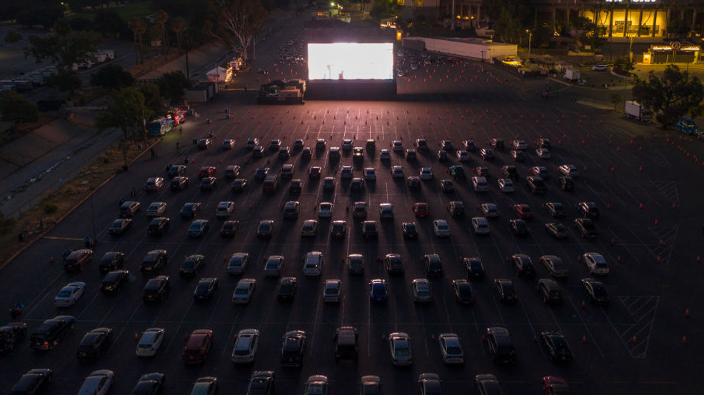 Walmart Bringing Drive In Movie Experience To Parking Lots This Fall In Alabama Wbma