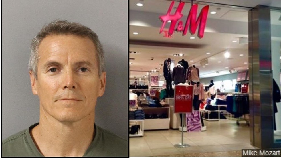 Police: Man who filmed woman in Tennessee dressing room is