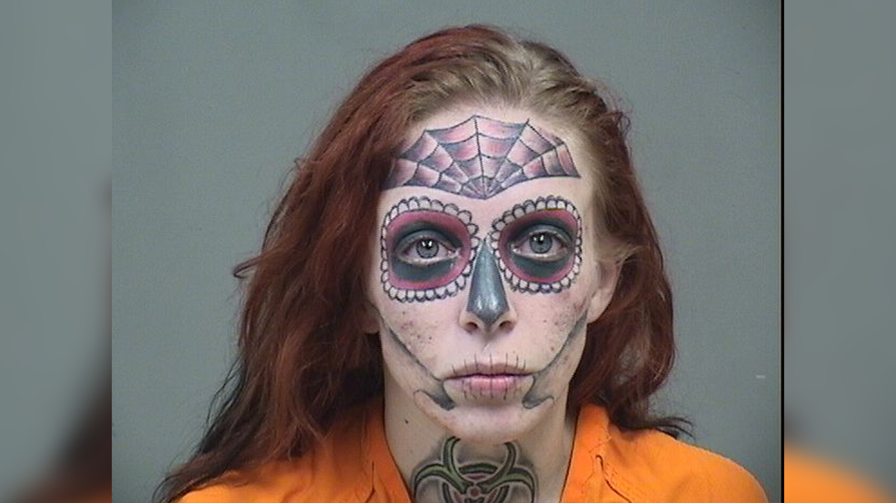 Police say Ohio woman charged after officers find her shoplifting at