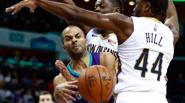 7a32d7e6a1d Tony Parker says he's retiring from NBA after 18 seasons | WBMA