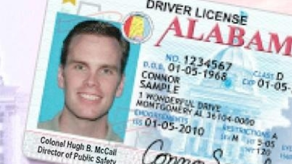 Driver's Wbma For License System Alabama Computer Work Shutting Down