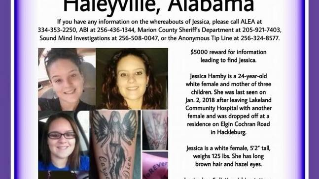 Search for missing mother Jessica Hamby intensifies with subpoenas