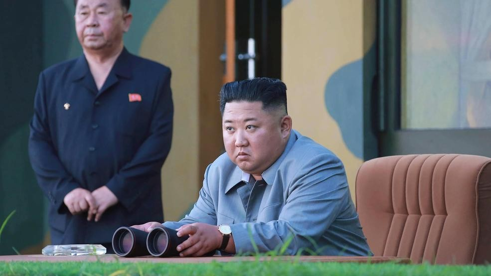 N  Korea says leader Kim supervised tests of weapons systems | WBMA