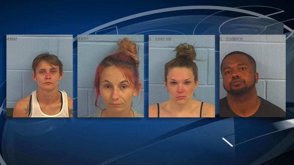 4 arrested on drug trafficking charges in Etowah County | WBMA