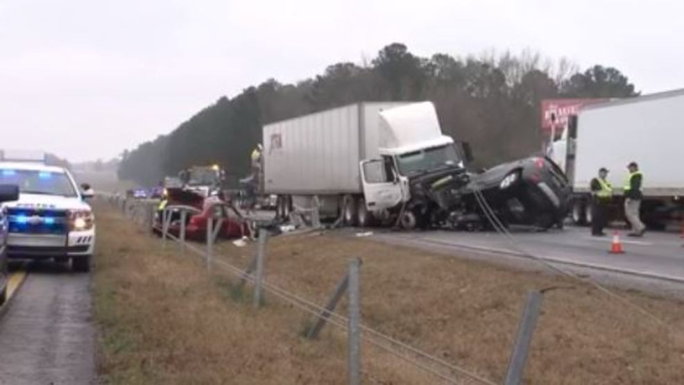 I-59/20 NB reopens in Bessemer following tractor trailer