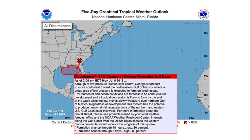 The Weather Authority | Eyes On The Gulf This Week | WBMA