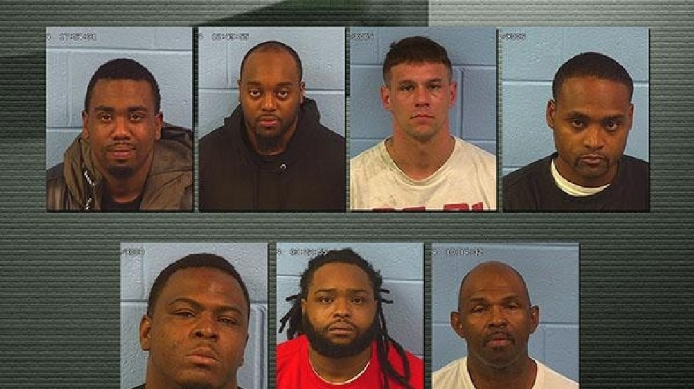 Etowah County sheriff: 7 arrested on heroin distribution