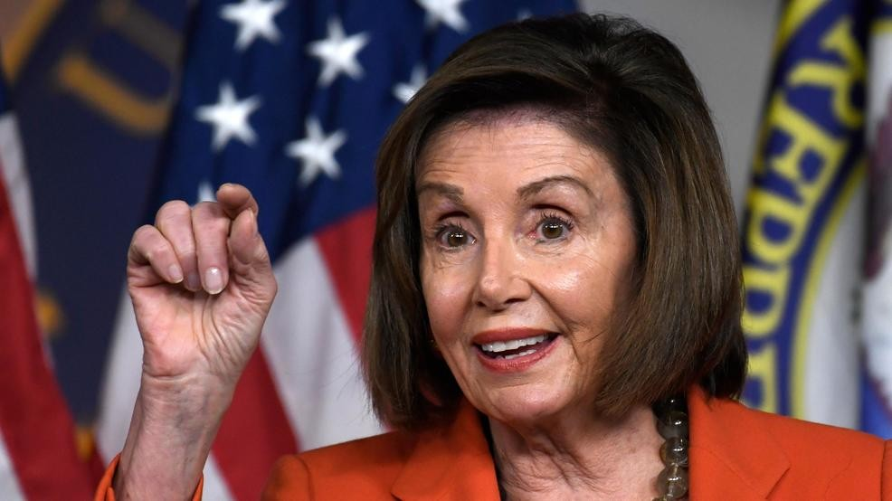 White House And Pelosi Part Ways On Relief For Drug Prices